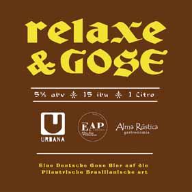relaxe e goose