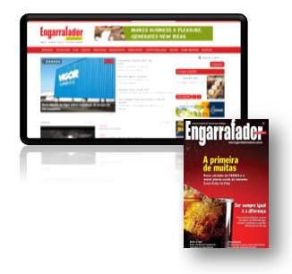 ENGARRAFADOR MODERNOIMPRESSA + DIGITAL 1 ANO DE R$ 190,00 POR R$ 133,00 RENOVAÇÃO: R$120,00